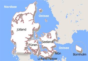 Danemark Reiseziele Und Regionen In Danemark