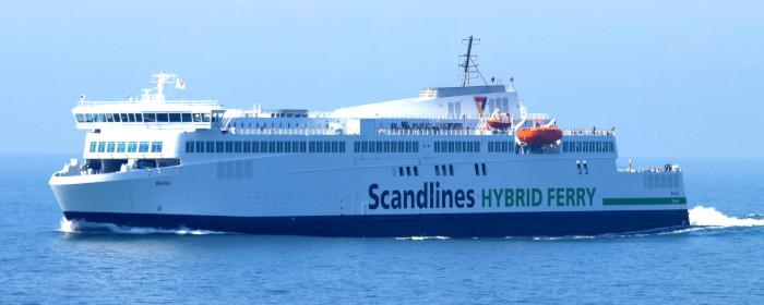 Dänemark Fähre Scandlines