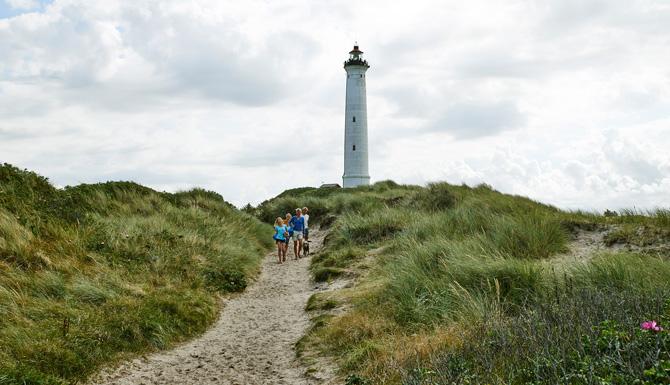 Dänemark Nordsee Karte.Dänemark Reiseziele Und Regionen In Dänemark