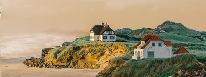 Besondere Ferienhauser In Danemark