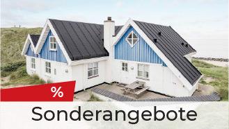 Private Ferienhäuser Dänemark günstig mieten