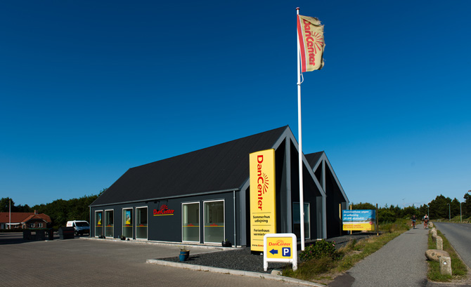 Dancenter in Blåvand