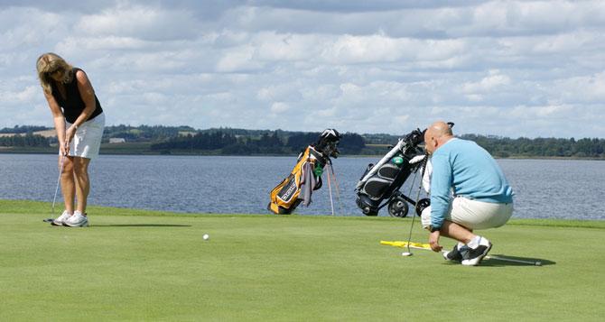 golfplätze dänemark karte Golf spielen in Dänemark — Ferienhäuser, Tipps & Golfplätze