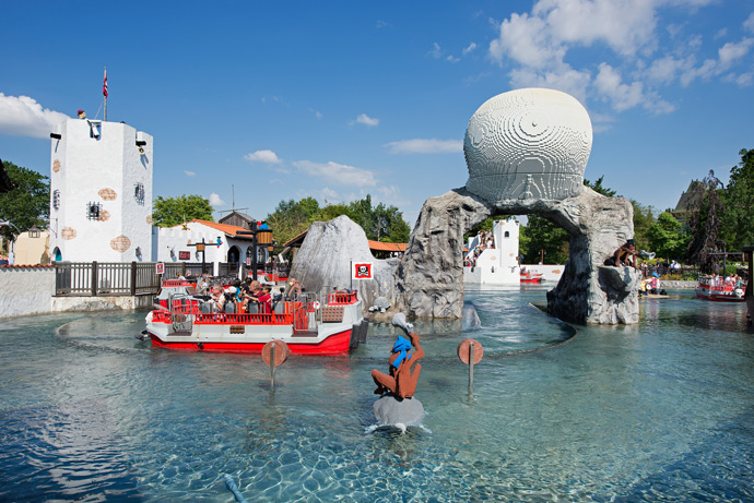 Legoland in Billund