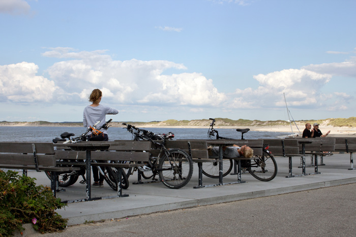 Strand in Klitmöller, Urlaub in Dänemark im Ferienhaus
