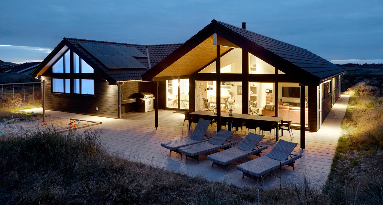 Große & exklusive Ferienhäuser in Dänemark mit Luxus