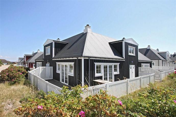 Ferienhaus 100 in Sondervig