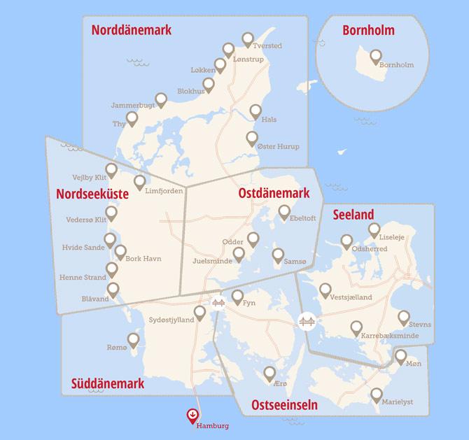 Ferienhaus Danemark Dansk De Uber 30 000 Ferienhauser
