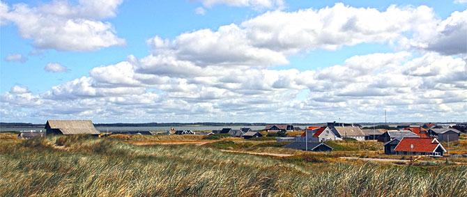 Häuser in Nordjütland