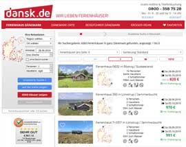 Häuser auf dansk.de