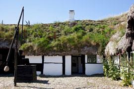 Tanghaus auf Læsø