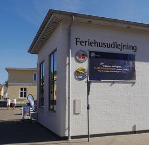 Feriepartner Büro in Lønstrup