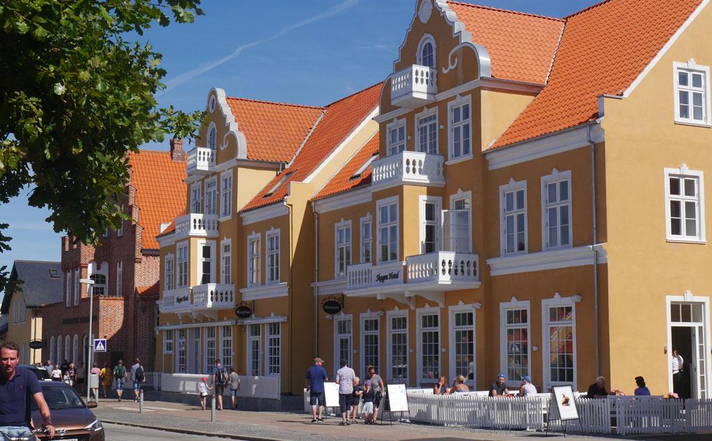 Skagen - Innenstadt