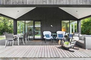Stillinge Strand Haus SL232 Aussenansicht