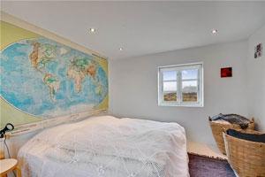 Vedersø Klit Haus 20175 Schlafzimmer