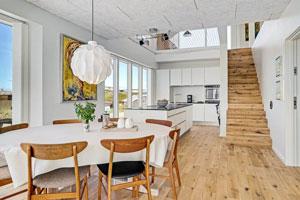 Klitmøller Haus 17-1200 Küche