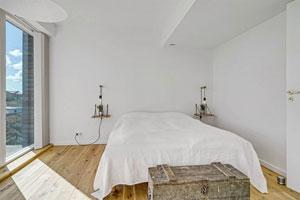 Klitmøller Haus 17-1200 Schlafzimmer