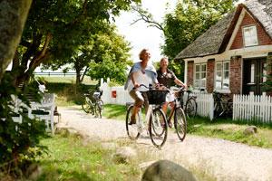 Radeln auf Fanø