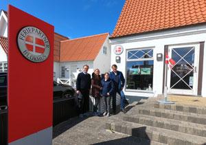 Unser Team bei Feriepartner Blokhus