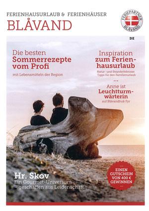 Ferienhausmagazin von Feriepartner Blåvand