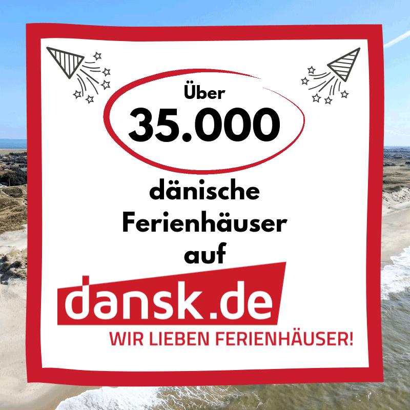 35.000 Häuser auf dansk.de