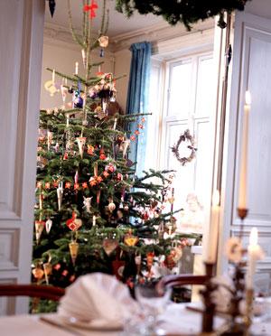 Dänischer Weihnachtsbaum