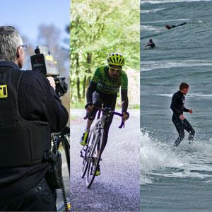 Rasen, Radeln, Surfen